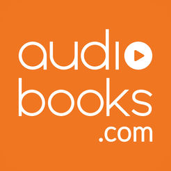 Audio book service where you can also listen to podcasts.