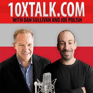 Best Marketing Podcasts (2019): 10x Talk