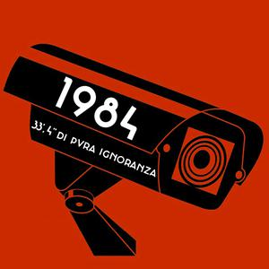 1984 33 4 di pura ignoranza 1984 podcast Spazzino a Pechino