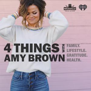 Die besten Familie und Kinder-Podcasts (2019): 4 Things with Amy Brown
