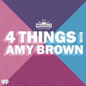 Best Kids & Family Podcasts (2019): 4 Things with Amy Brown
