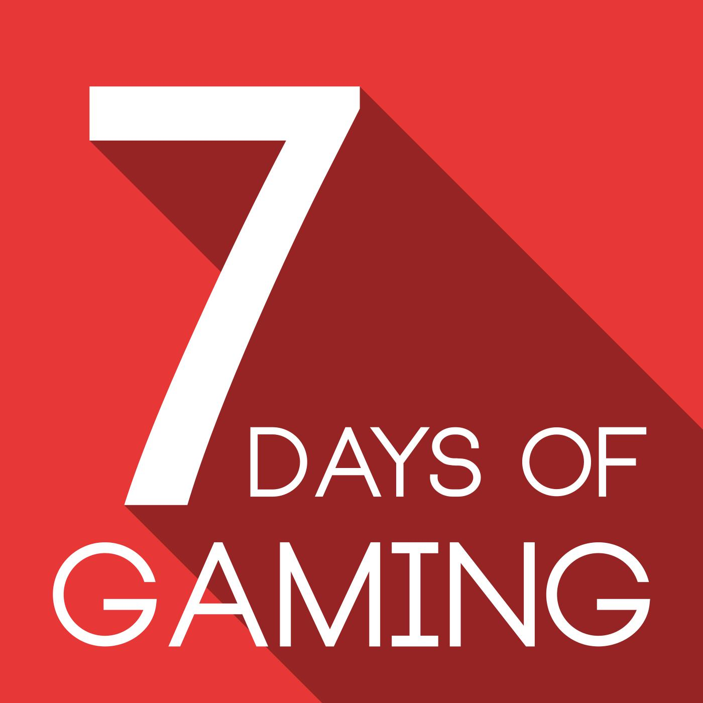 7 Days of Gaming (podcast) - Alex Pace | Listen Notes