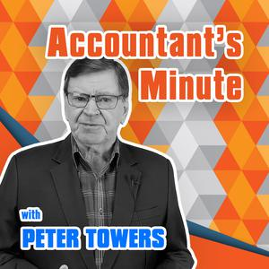 Best Business News Podcasts (2019): Accountant's Minute's Podcast