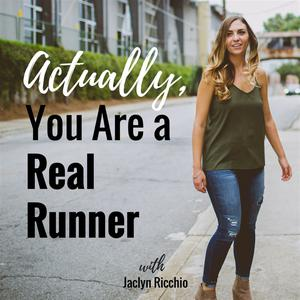 Actually, You Are a Real Runner