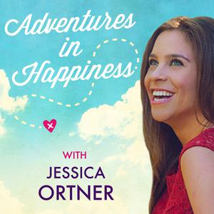 Die besten Selbsthilfe-Podcasts (2019): Adventures in Happiness with Jessica Ortner