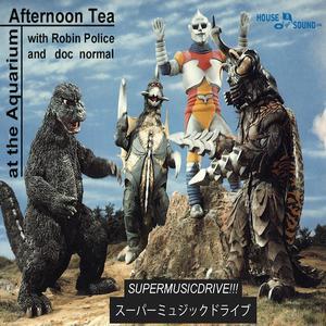 Afternoon Tea at the Aquarium