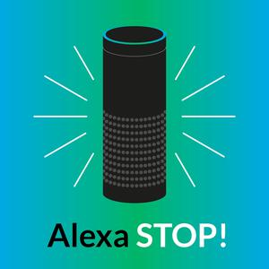 Best Web Design Podcasts (2019): Alexa Stop Podcast