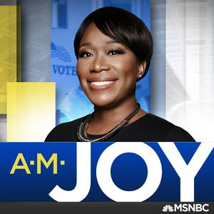 Top 10 podcasts: AM Joy on MSNBC