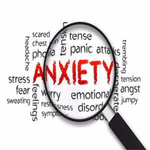 Best Podcasting Podcasts (2019): Anxiety & Depression daily life stressor's