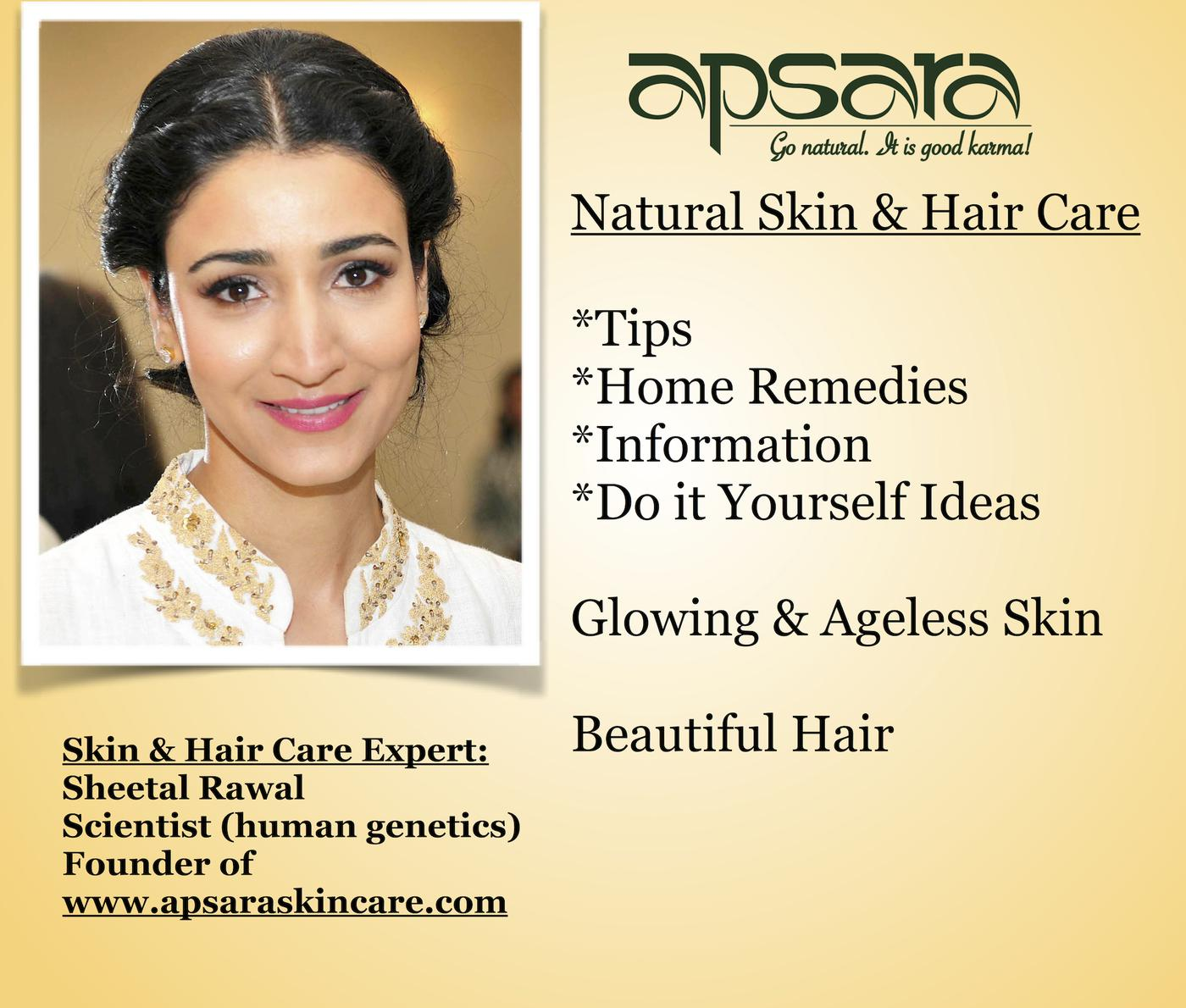 Apsara Skin Care: Tips, Remedies & Info for Flawless Skin