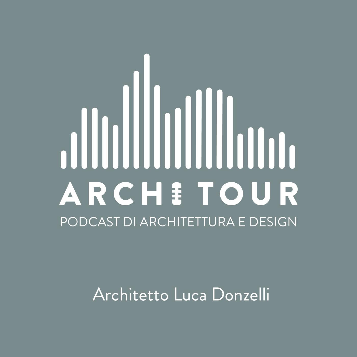 architour luca donzelli architetto 5 migliori Podcast di Architettura e Design