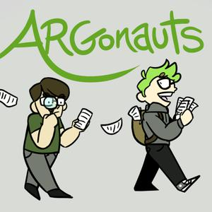 Best Other Games Podcasts (2019): ARGonauts Podcast