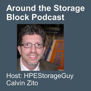 Around the Storage Block podcast -