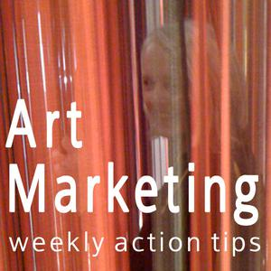 Art Marketing Action Podcasts from Alyson B. Stanfield and ArtBizCoach.com