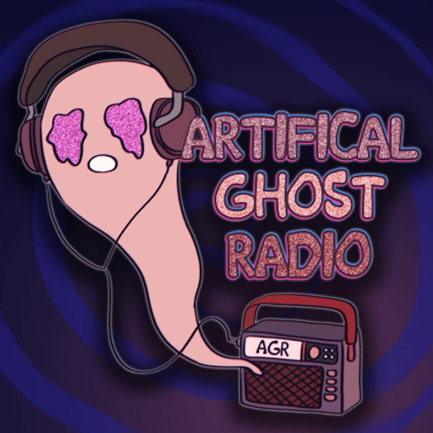ARTIFICIAL GHOST RADIO (podcast) - Lunar Light Studio