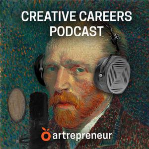 Best Visual Arts Podcasts (2019): Artrepreneur Creative Careers Podcast