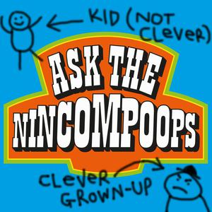 Die besten Familie und Kinder-Podcasts (2019): Ask The Nincompoops