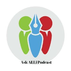 AskAlli: Self-Publishing Advice Podcast