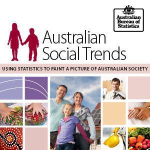 Best National Podcasts (2019): Australian Social Trends - Australian Bureau of Statistics