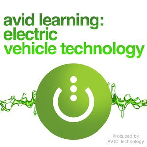 Meilleurs podcasts Technologie (2019): AVID Learning: EV Technology