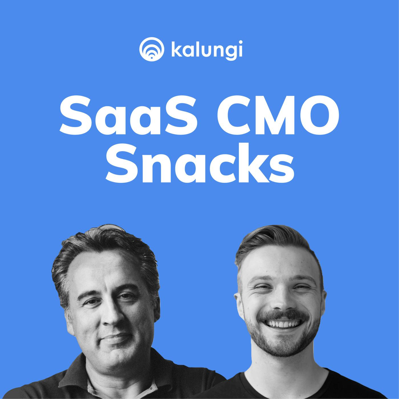 B2B SaaS Marketing Snacks