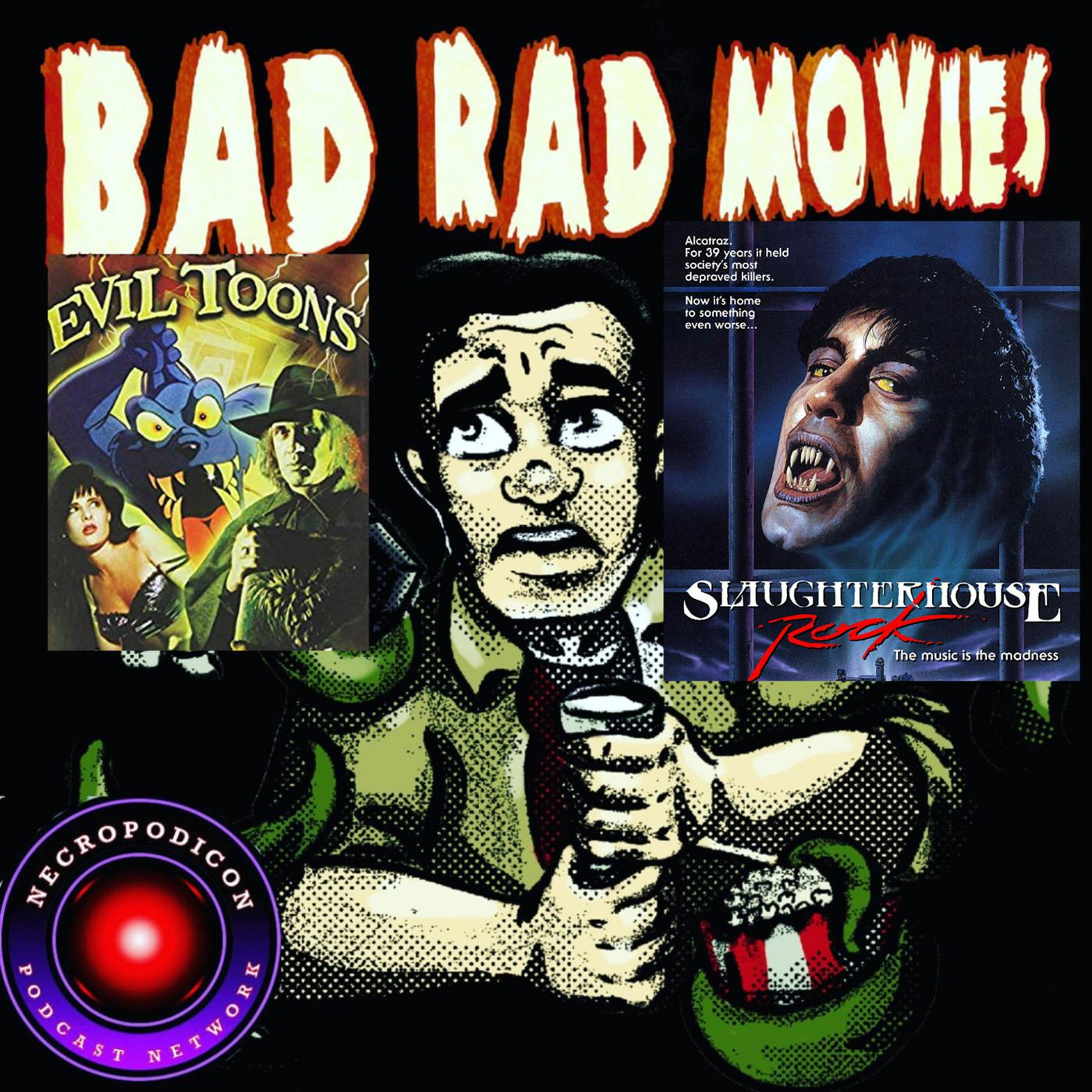 55 Evil Toons And Slaughterhouse Rock Late Nite Double Feature Listen Notes