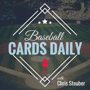Best Hobbies Podcasts (2019): Baseball Cards Daily