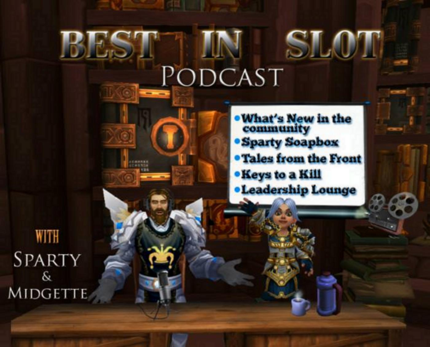 Best In Slot Podcast - Sparty Smallwood | Listen Notes