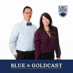 Blue and Goldcast