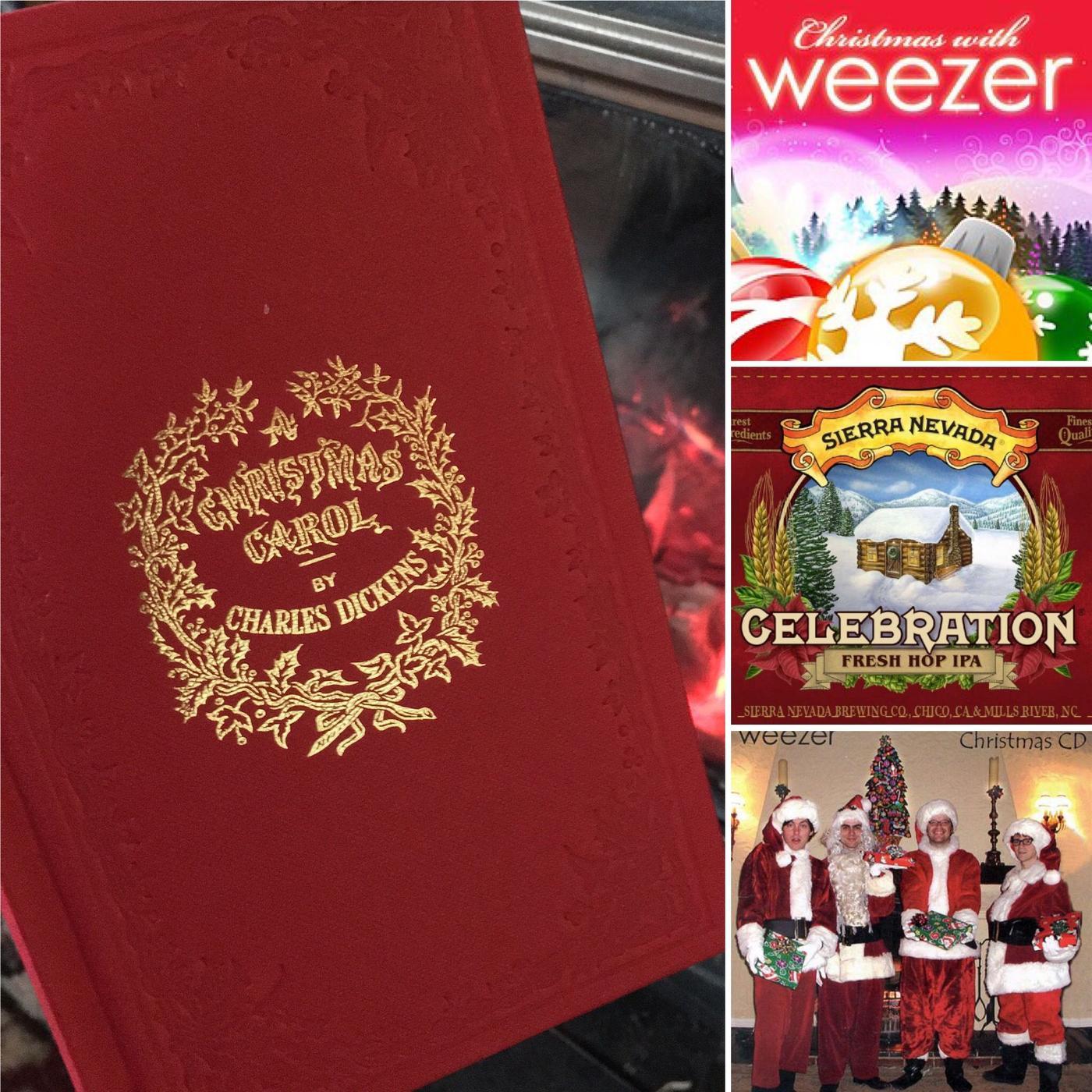 Weezer Christmas.S3 E3 A Christmas Carol Christmas With Weezer