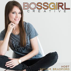 Best Marketing Podcasts (2019): Boss Girl Creative Podcast | A Podcast for Female Creative Entrepreneurs