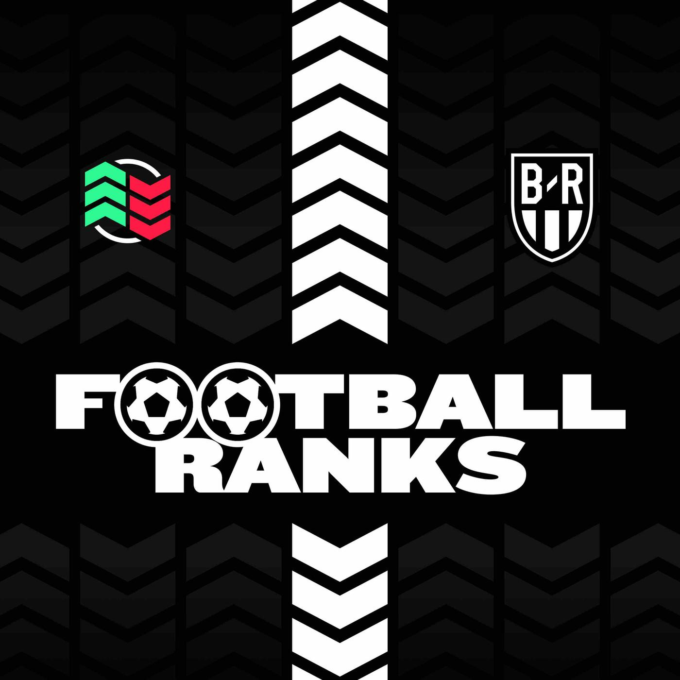 B/R Football Ranks (podcast) - Bleacher Report | Listen Notes