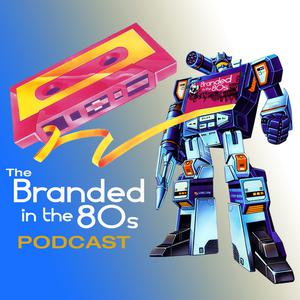 Best Personal Journals Podcasts (2019): Branded in the 80s Podcast