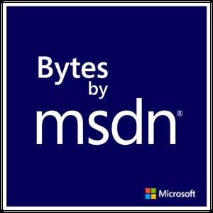 Bytes by MSDN (MP4) - Channel 9