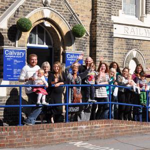 Calvary Evangelical Church, Brighton, UK