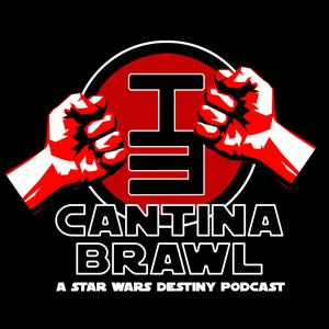 Best Other Games Podcasts (2019): Cantina Brawl: A Star Wars Destiny Podcast from T3 Gaming
