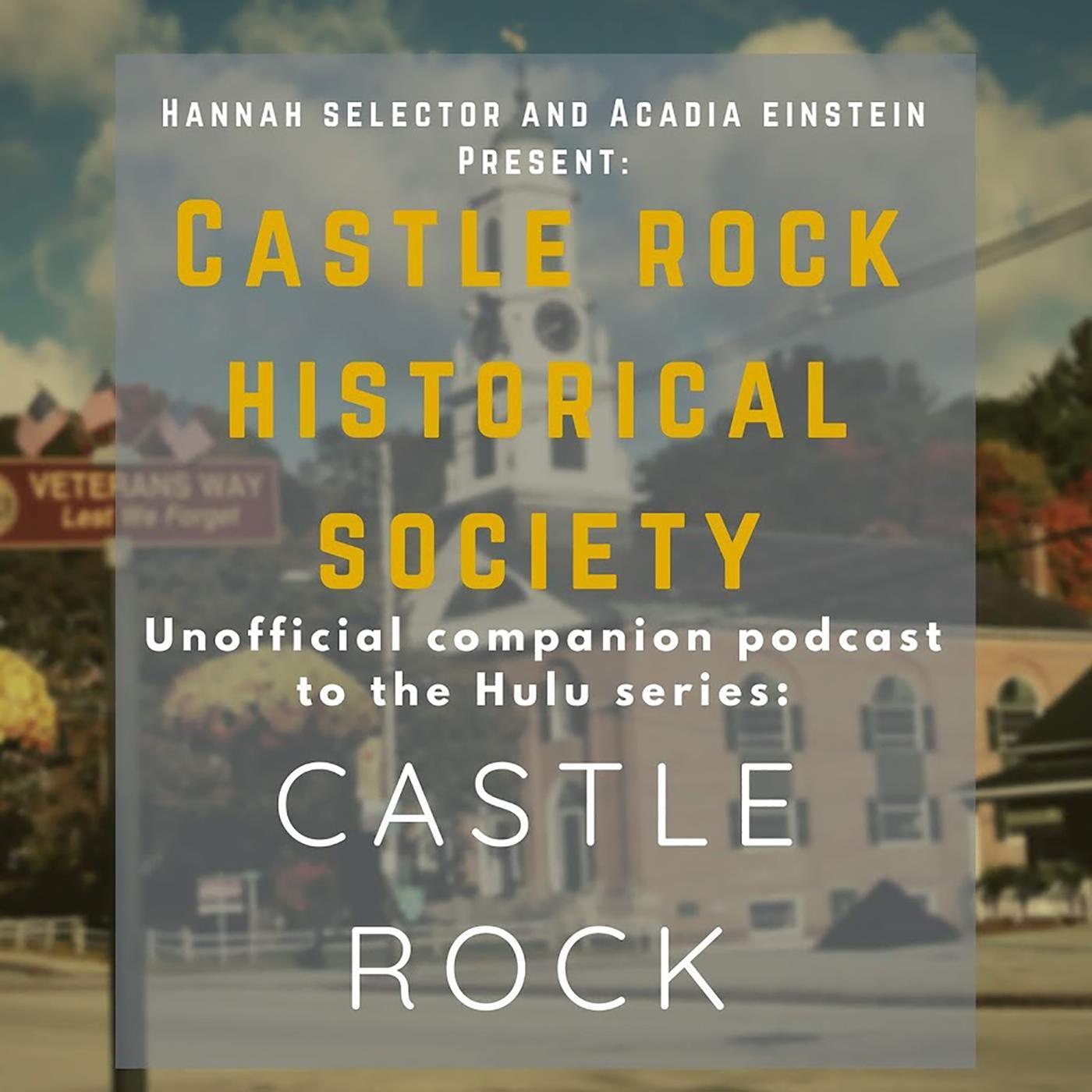 Castle Rock TV Historical Society (podcast) - Castle Rock TV