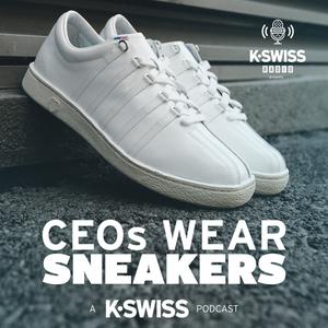 CEOs Wear Sneakers