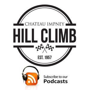 Chris Williams, Packard Bentley - Chateau Impney Hill Climb