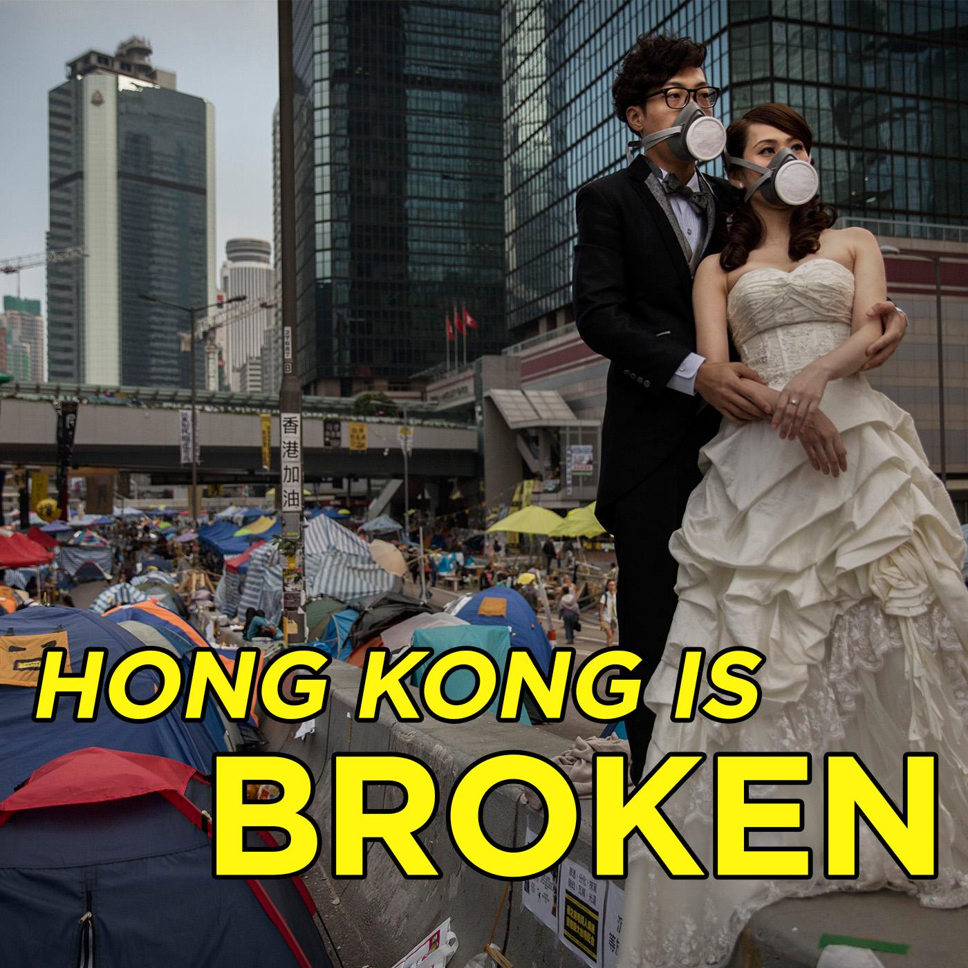 38 The System in Hong Kong is Broken | Antony Dapiran