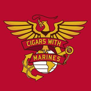 Cigars with Marines
