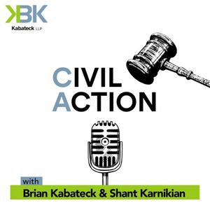 Best National Podcasts (2019): Civil Action with Brian & Shant