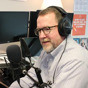 Cleve w/ Larry Larson on The Morning Ride - 4 24 18 | Listen