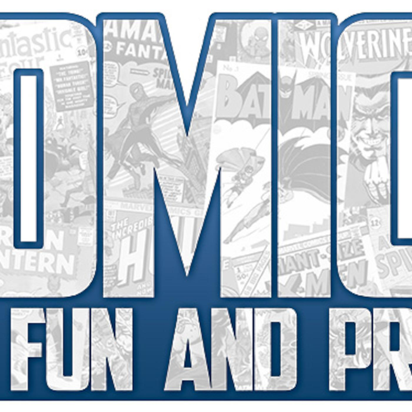 Comics for Fun and Profit (podcast) - Comics for Fun and