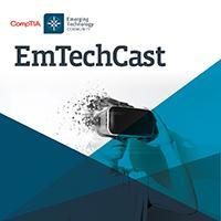 Meilleurs podcasts Nouvelles de technologie (2019): CompTIA EmTechCast