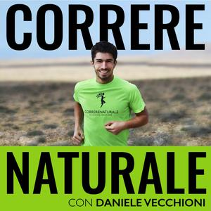 Correre Naturale Podcast logo