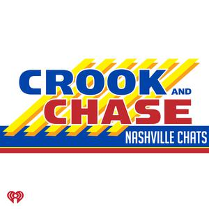 Meilleurs podcasts Podcasting (2019): Crook & Chase: Nashville Chats