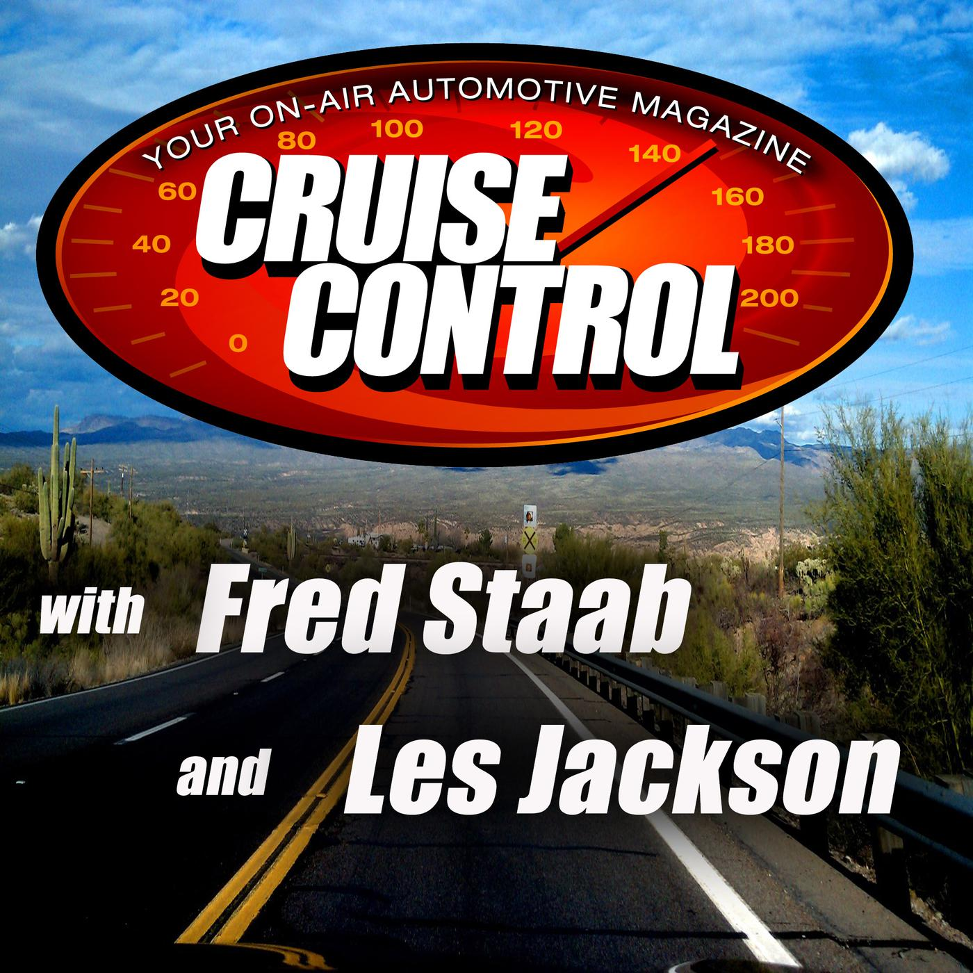 CRUISE CONTROL RADIO (podcast) - Fred Staab and Les Jackson