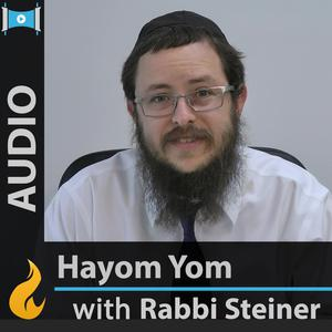 Best Judaism Podcasts (2019): Daily Study: Hayom Yom (Audio)