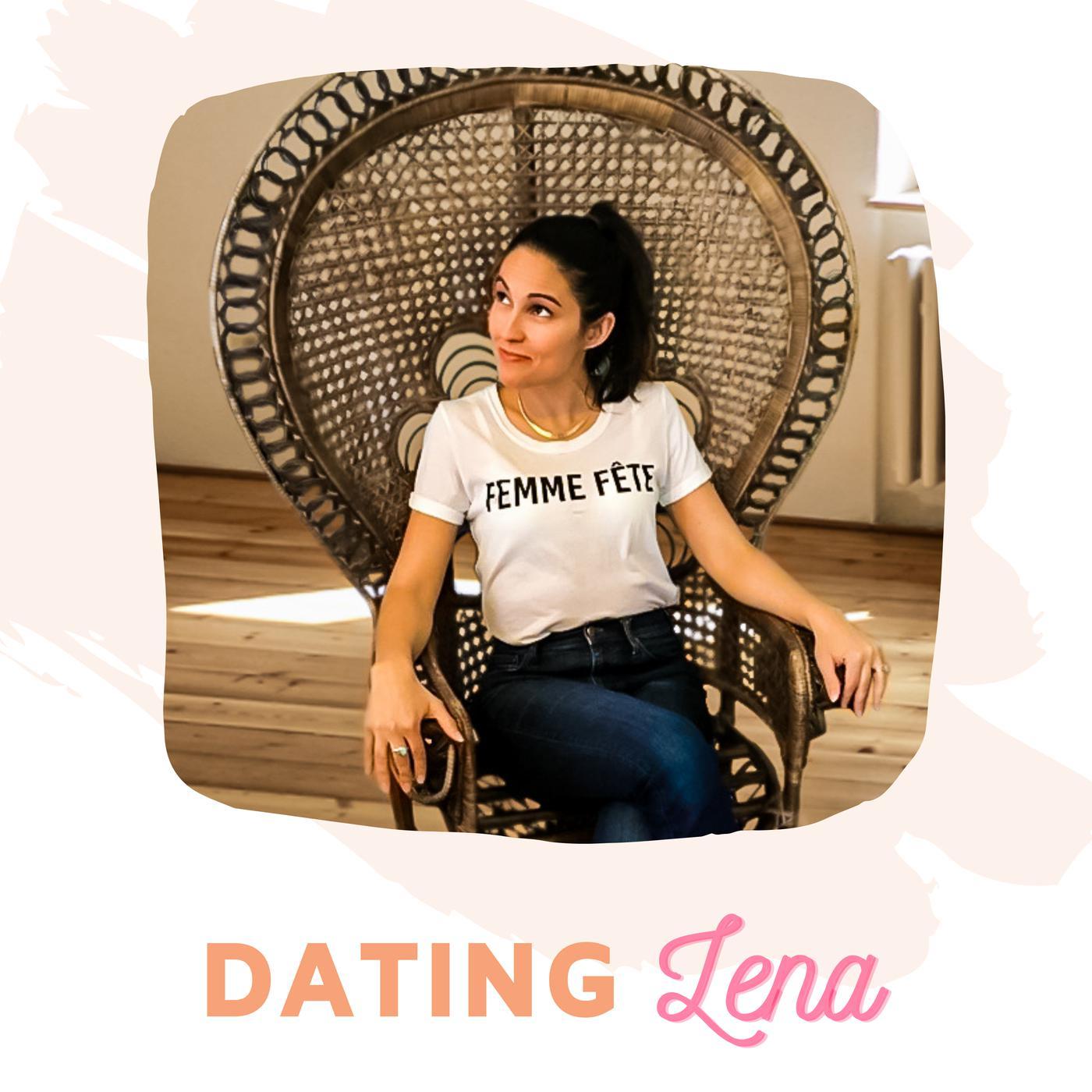 Lena dating girls dating men